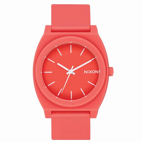 Nixon Time Teller P Coral Matte