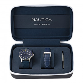 NAUTICA ICEBREAK CUP AUTOMATIC BOX SET LIMITED EDITION