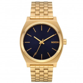 NIXON TIME TELLER GOLD/INDIGO